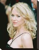 Naomi Watts Stretched Canvas Print