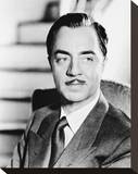 William Powell Stretched Canvas Print