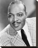 Count Basie Stretched Canvas Print