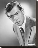 Johnnie Ray Stretched Canvas Print