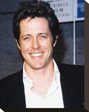 Hugh Grant Stretched Canvas Print