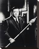 Jackie Gleason Stretched Canvas Print