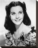 Vivien Leigh - Gone with the Wind Stretched Canvas Print