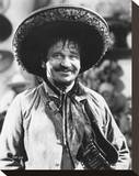 Wallace Beery Stretched Canvas Print