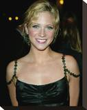 Brittany Snow Stretched Canvas Print