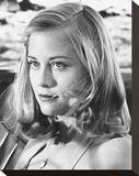 Cybill Shepherd Stretched Canvas Print
