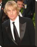 Owen Wilson Stretched Canvas Print