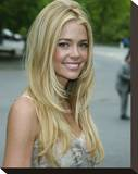Denise Richards Stretched Canvas Print