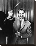 Lawrence Welk Stretched Canvas Print