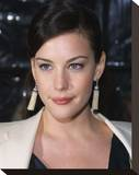 Liv Tyler Stretched Canvas Print