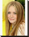 Mary-Kate Olsen Stretched Canvas Print