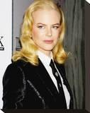 Nicole Kidman Stretched Canvas Print