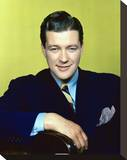 Dennis Morgan Stretched Canvas Print