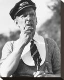 Will Hay Stretched Canvas Print