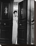 Geraldine Chaplin Stretched Canvas Print