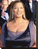 Queen Latifah Stretched Canvas Print