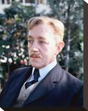 Alec Guinness Stretched Canvas Print