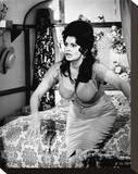 Gina Lollobrigida Stretched Canvas Print