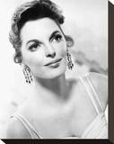 Julie London Stretched Canvas Print