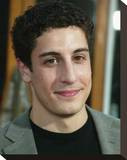 Jason Biggs Stretched Canvas Print