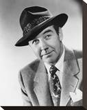 Broderick Crawford Stretched Canvas Print