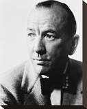 Noel Coward Stretched Canvas Print