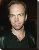 Hugo Weaving Stretched Canvas Print