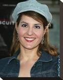 Nia Vardalos Stretched Canvas Print