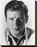 Richard Basehart Stretched Canvas Print