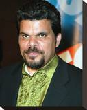 Luis Guzman Stretched Canvas Print