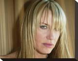 Daryl Hannah Stretched Canvas Print