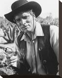 Burt Lancaster Stretched Canvas Print