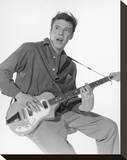 Marty Wilde Stretched Canvas Print