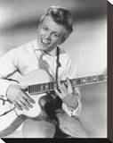 Tommy Steele Stretched Canvas Print