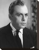 Herbert Lom Stretched Canvas Print