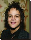 Jamie Cullum Stretched Canvas Print