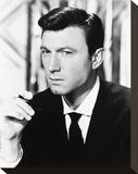 Laurence Harvey Stretched Canvas Print