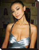 Bai Ling Stretched Canvas Print