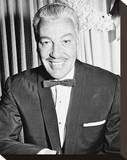 Cesar Romero Stretched Canvas Print