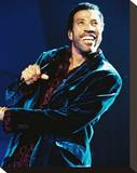 Lionel Ritchie Stretched Canvas Print