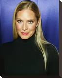 Emily Procter Stretched Canvas Print