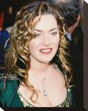 Kate Winslet Stretched Canvas Print