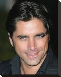John Stamos Stretched Canvas Print