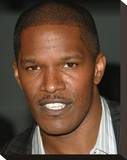 Jamie Foxx Stretched Canvas Print