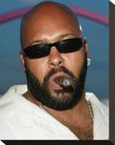 Marion Suge Knight Stretched Canvas Print