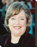 Kathy Bates Stretched Canvas Print