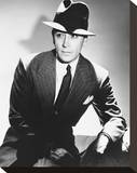 George Raft Stretched Canvas Print