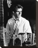 Warren Beatty Stretched Canvas Print