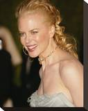 Nicole Kidman Stretched Canvas Print