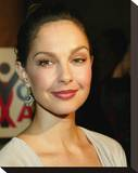 Ashley Judd Stretched Canvas Print